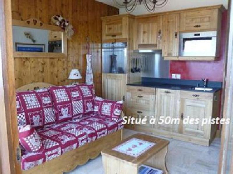 Location Studio apartment 73442 Combloux