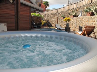 Swimming pool Location Villa 78754 La Saline les Bains