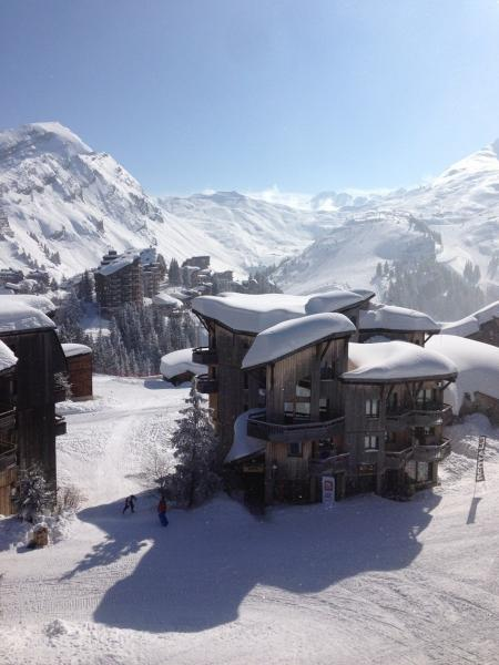 View from the balcony Location Apartment 80667 Avoriaz