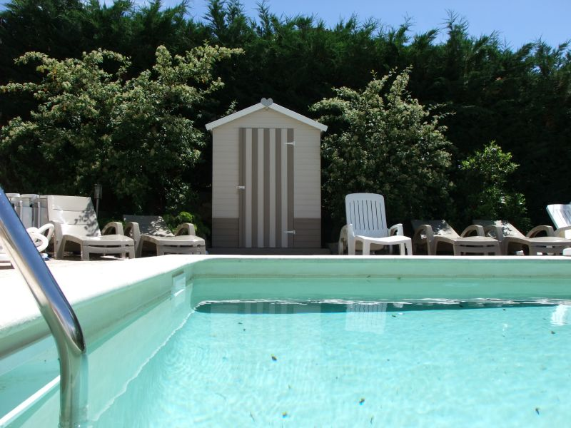 Swimming pool Location Self-catering property 83791 Nyons