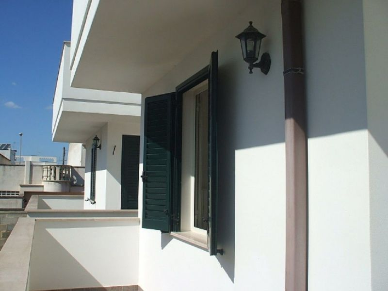 Outside view Location Apartment 94486 Ugento - Torre San Giovanni