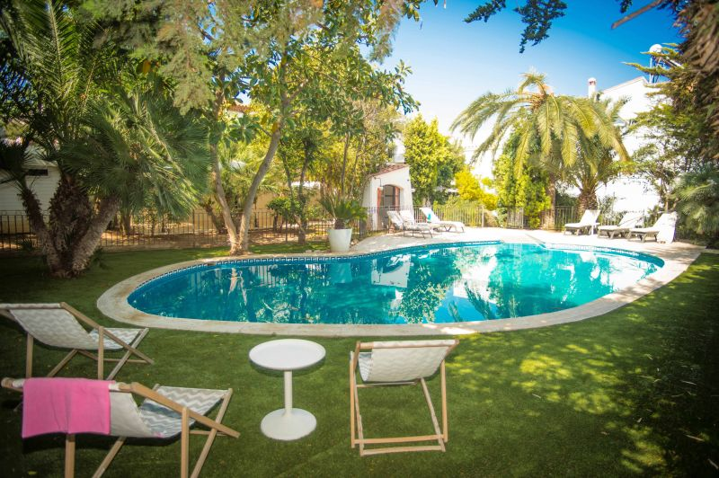 Swimming pool Location Villa 95047 Barcelona