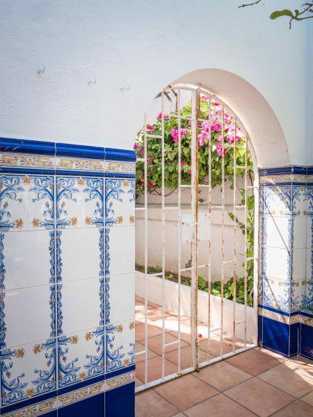 Courtyard Location Villa 95047 Barcelona