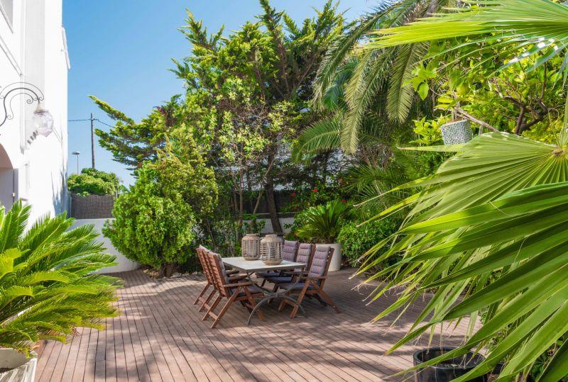 Terrace 1 Location Villa 95047 Barcelona