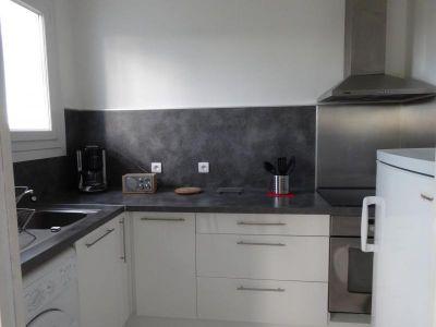 Sep. kitchen Location Studio apartment 6082 Palavas-les-Flots
