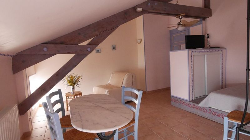 Living room Location Studio apartment 7879 Porto Pollo