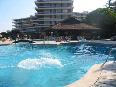 Swimming pool Location Apartment 105916 Nice