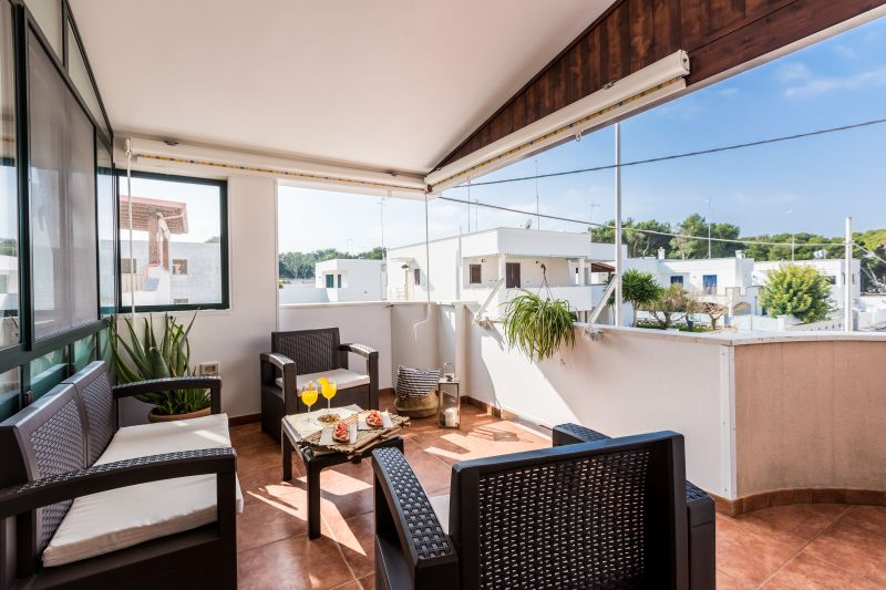 View from terrace Location Apartment 109471 Ostuni