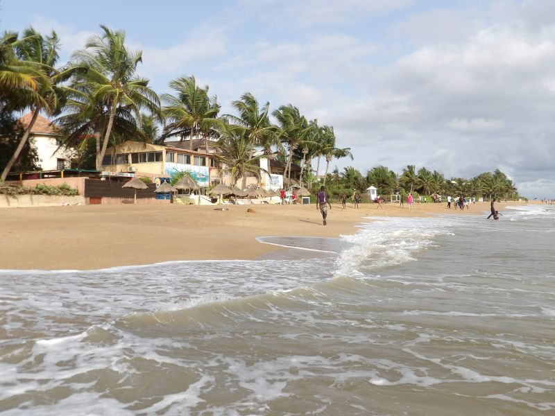 Beach Location Apartment 111884 Saly