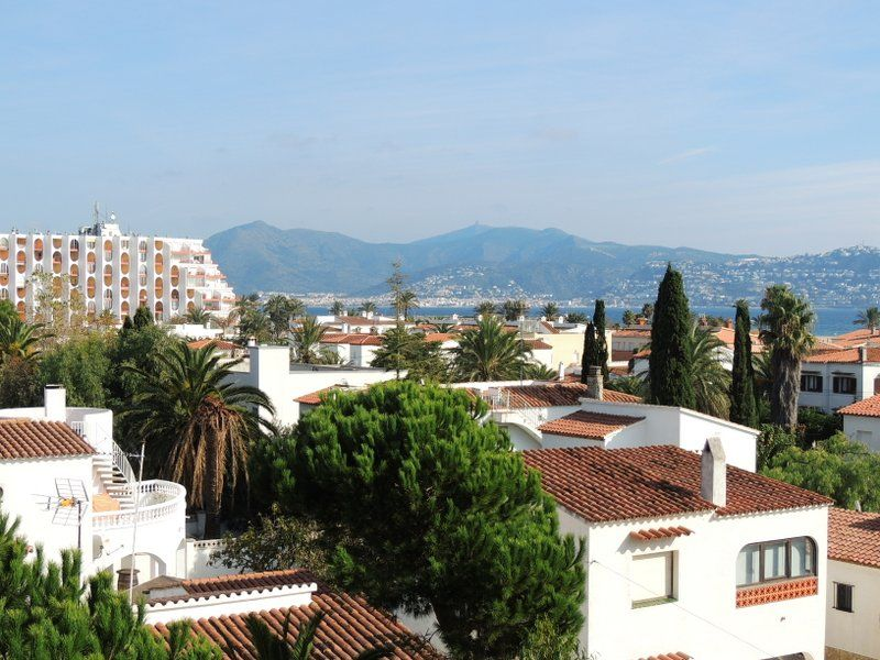 View from terrace Location Apartment 112044 Empuriabrava