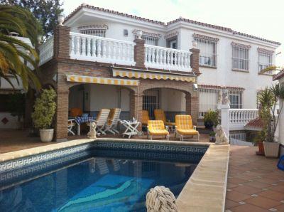 Outside view Location Villa 113387 Vélez Málaga