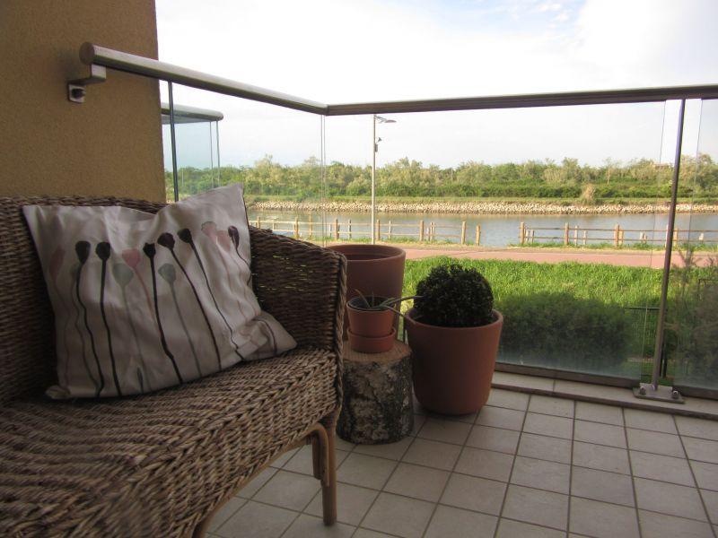 View from terrace Location Apartment 115616 Cavallino-Treporti