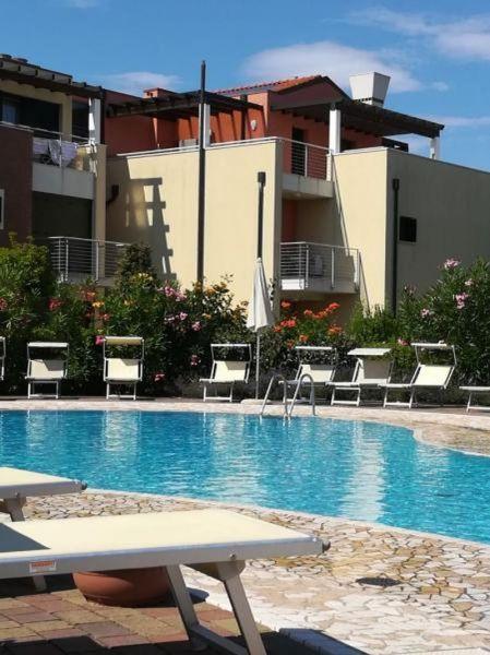 Swimming pool Location Apartment 115616 Cavallino-Treporti
