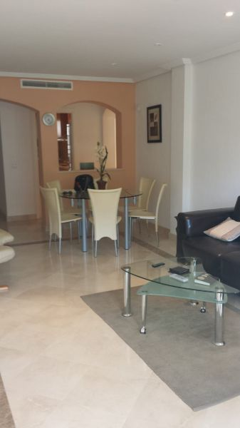 Living room Location Apartment 117350 Marbella