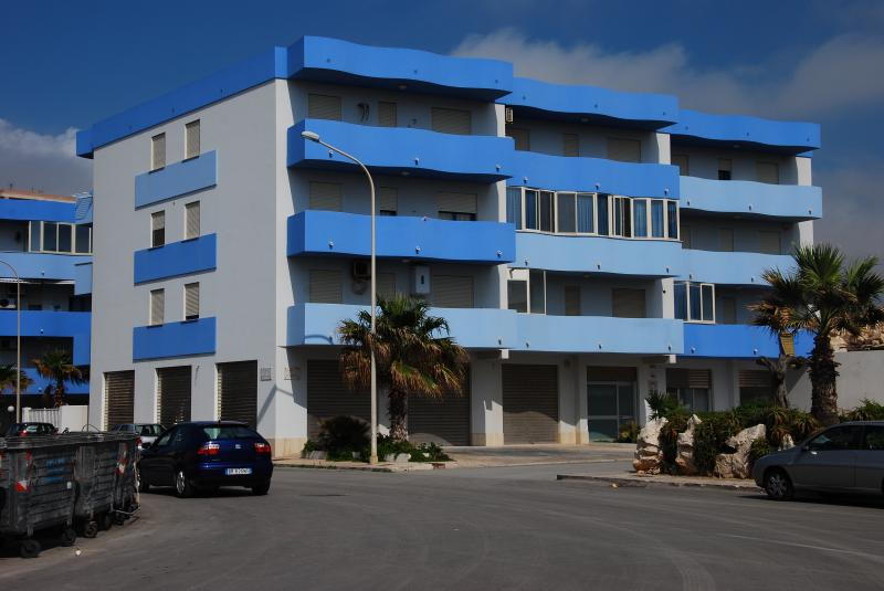 Outside view Location Apartment 68809 Trapani