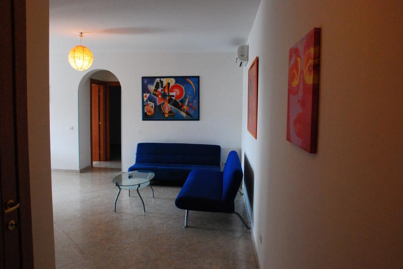 Living room Location Apartment 68809 Trapani