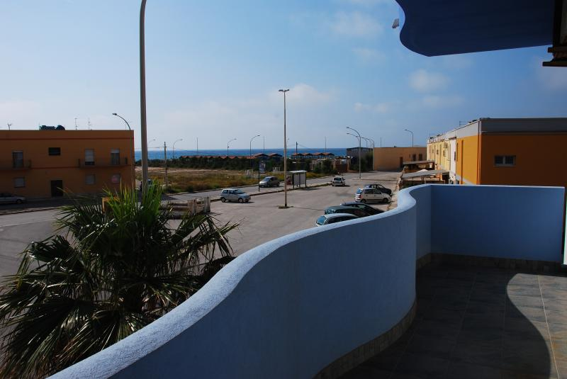 Balcony Location Apartment 68809 Trapani