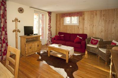Living room Location Apartment 73330 Briançon