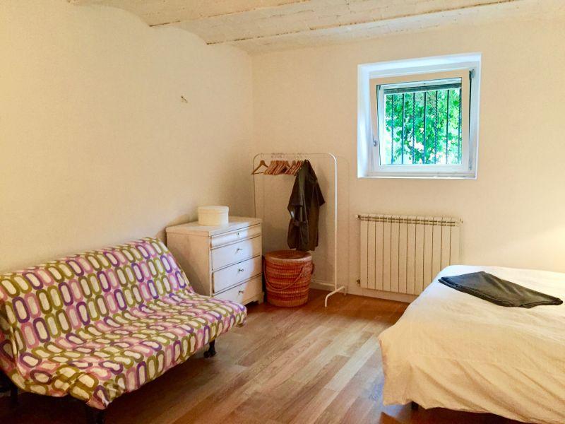 bedroom Location Studio apartment 73429 Rome