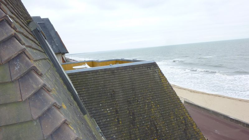 View from terrace Location Apartment 83196 Cabourg