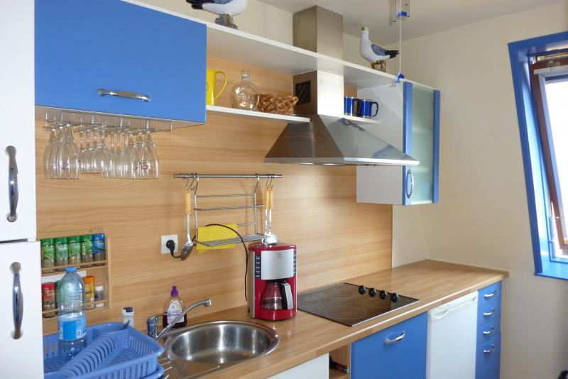 Summer kitchen Location Apartment 83196 Cabourg