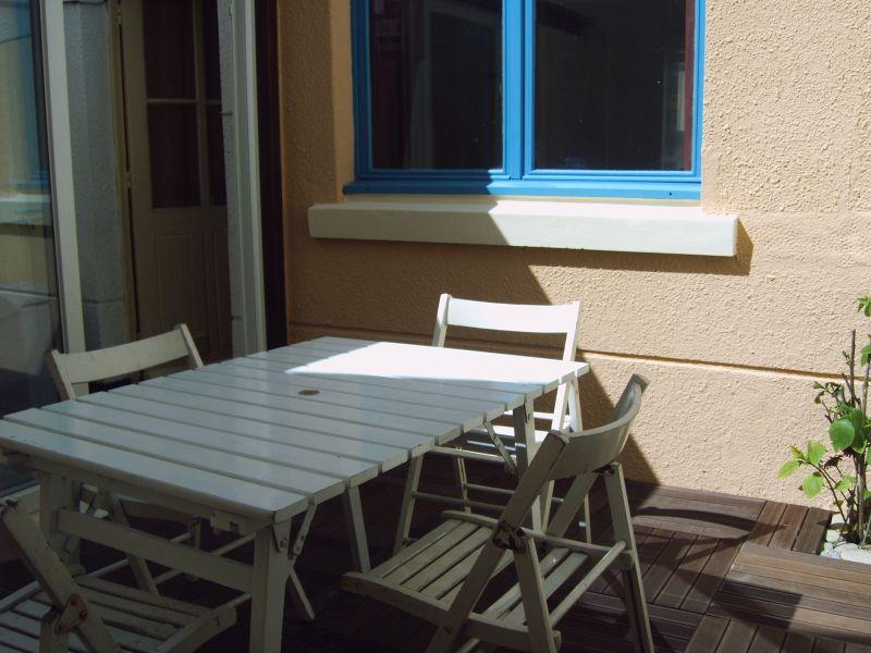 Courtyard Location Villa 88410 Wimereux