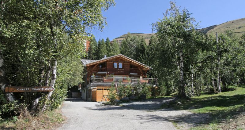 Outside view Location Chalet 91812 Les 2 Alpes