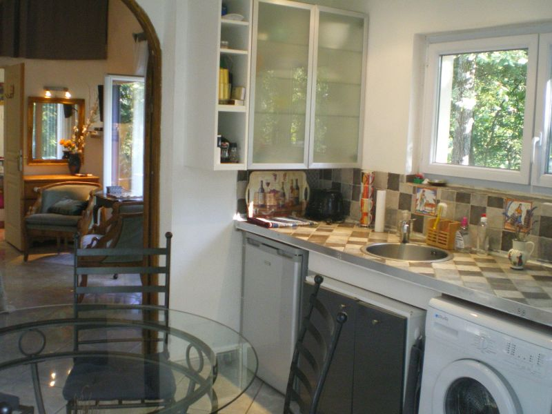 Hall Location Self-catering property 92728 La Tour d'Aigues