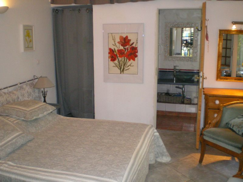 bedroom Location Self-catering property 92728 La Tour d'Aigues