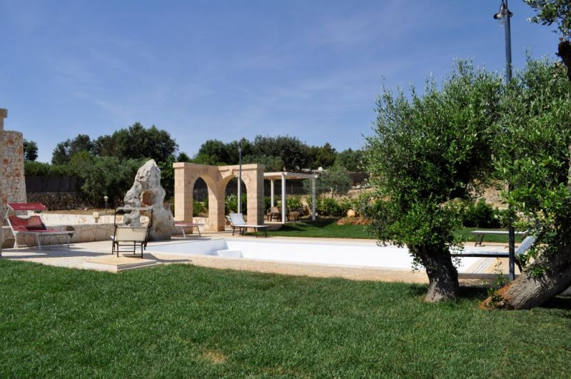 Swimming pool Location Villa 94326 Pescoluse