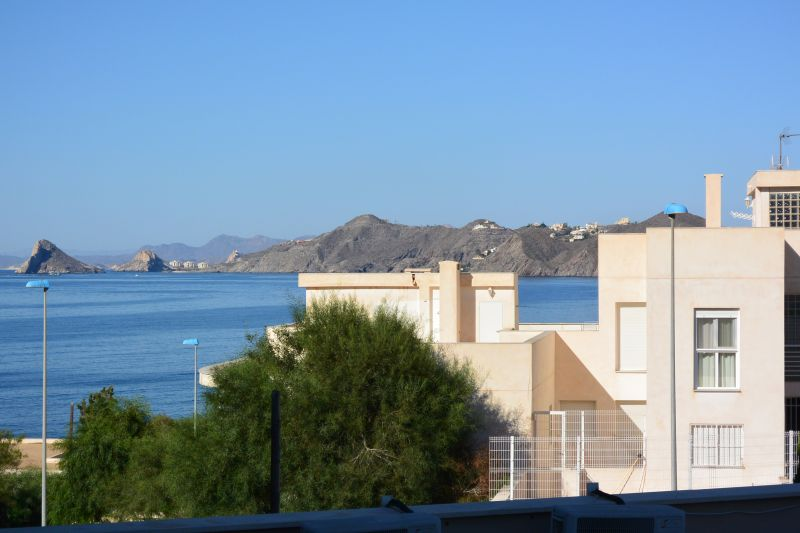 View from terrace Location Apartment 96000 Águilas