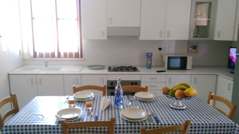 Dining room Location Apartment 109611 Castellammare del Golfo
