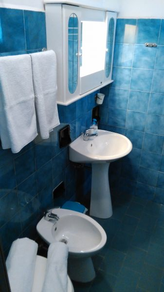 Washing facilities Location Apartment 109611 Castellammare del Golfo