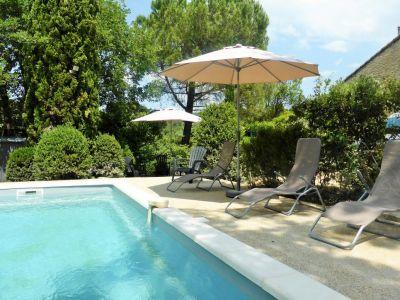 Swimming pool Location House 110810 Vaison la Romaine