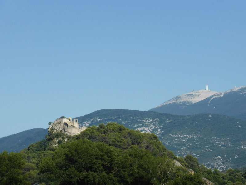 Other view Location House 110810 Vaison la Romaine