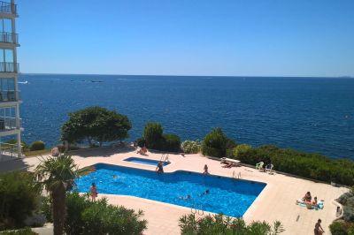 Swimming pool Location Apartment 111499 Rosas