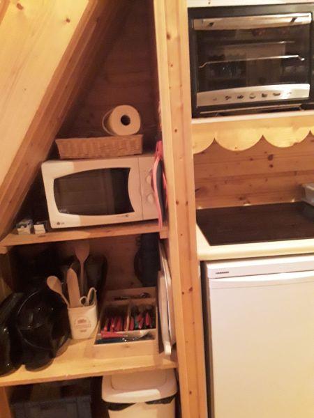 Sep. kitchen Location Chalet 111824 Risoul 1850