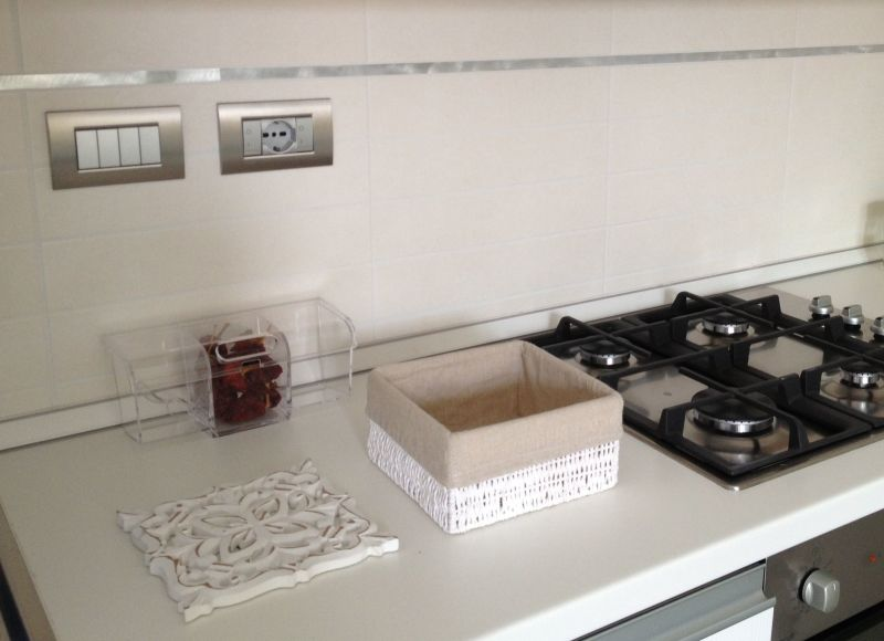 Open-plan kitchen Location Apartment 114225 Alghero