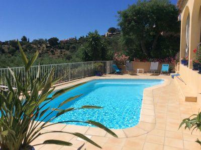 Swimming pool Location Villa 114556 Bormes Les Mimosas