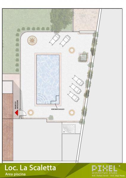 Property map Location Villa 65699 Alghero