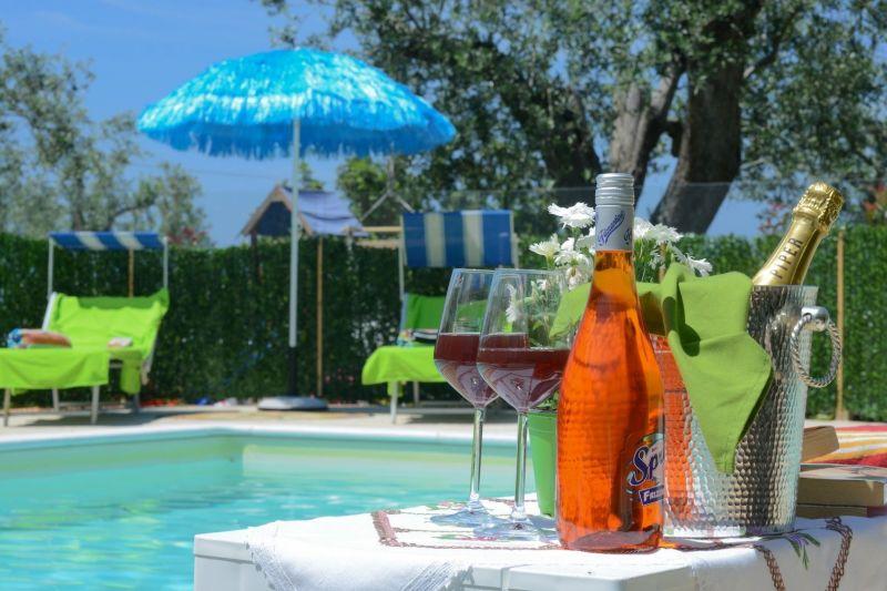 Swimming pool Location Villa 65699 Alghero