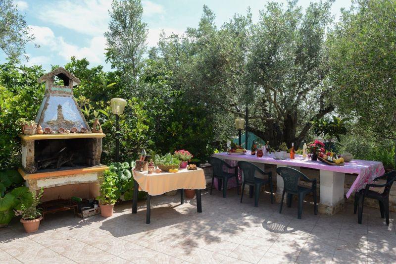 Summer kitchen Location Villa 65699 Alghero