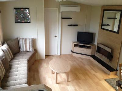 Living room Location Mobile home 70252 Palavas-les-Flots