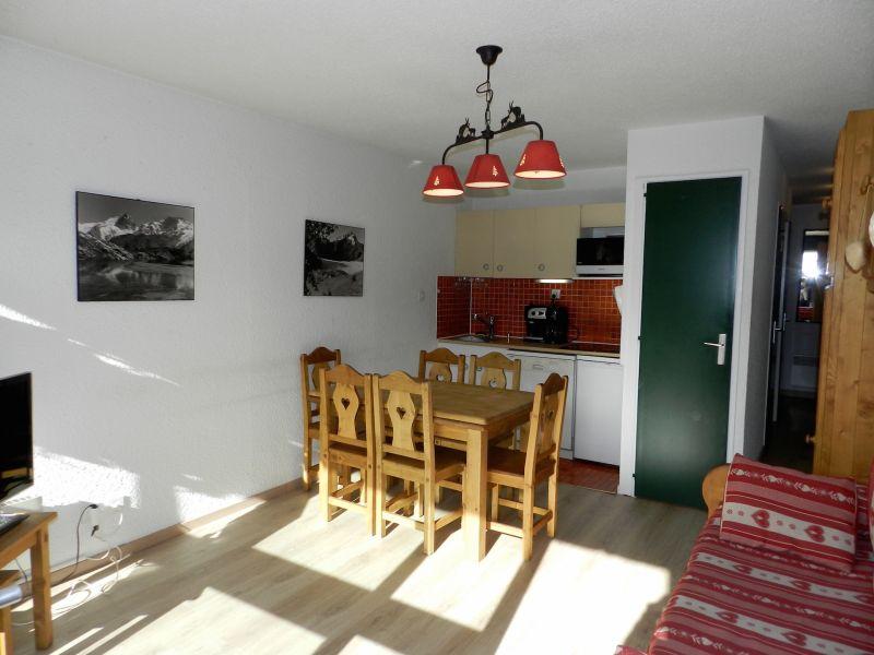 Living room Location Apartment 73704 Les 2 Alpes
