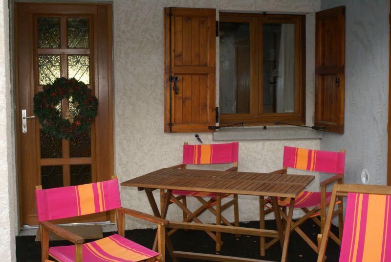 Garden Location Apartment 73750 Les 2 Alpes