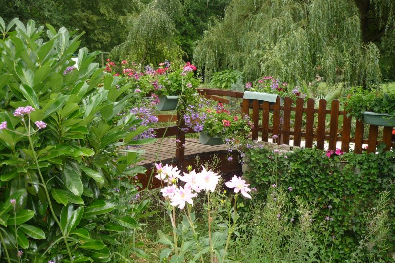 Garden Location Self-catering property 75307