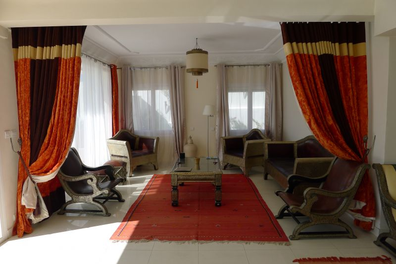 Sitting room 2 Location Villa 76643 Agadir