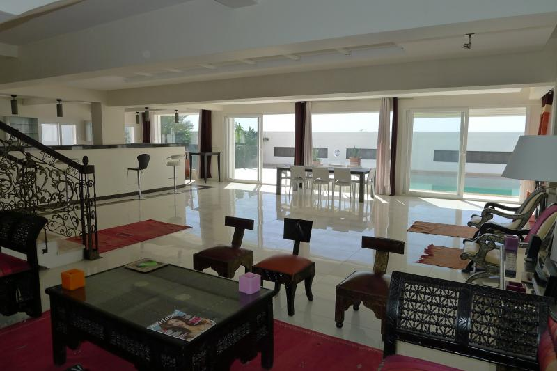 Sitting room 1 Location Villa 76643 Agadir