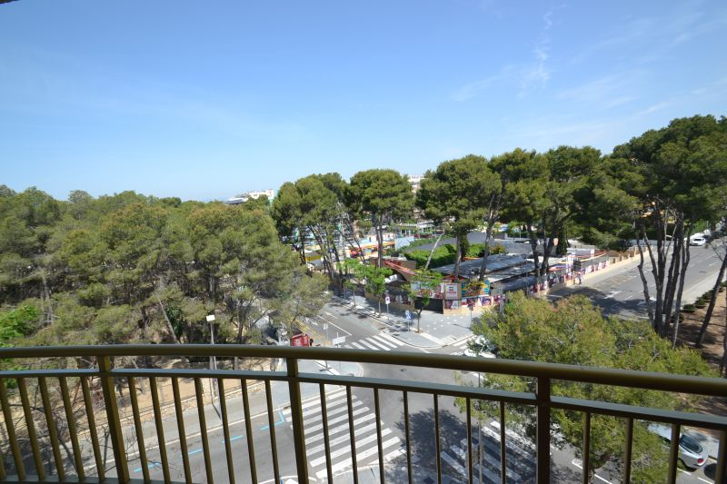 View from terrace Location Apartment 93569 Salou