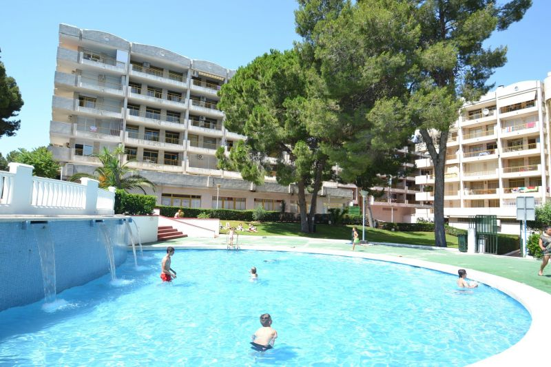 Swimming pool Location Apartment 93569 Salou